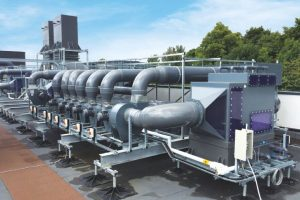 plastic ductwork, extract system, fume scrubber, plastic fans